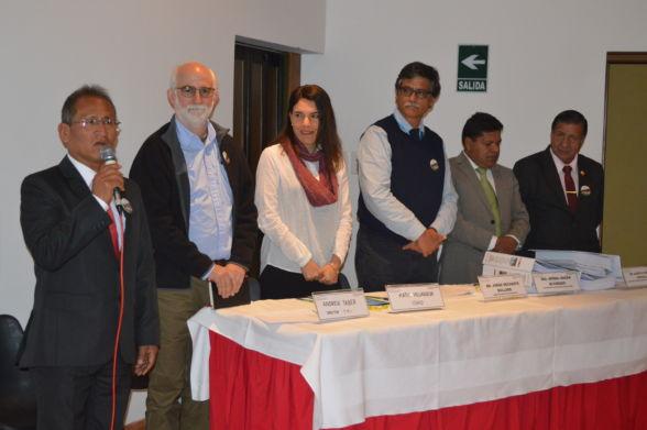 Entregan Perfiles de Proyectos de Inversión Pública Verdes en clausura de Diplomado en Ancash