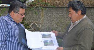 Huaraz ya cuenta con estudio de impacto ambiental para salvar vidas en caso aluvión