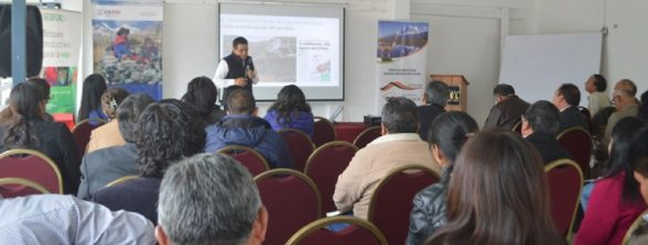 Mecanismos para retribuir el cuidado del agua en Ancash