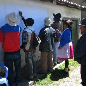 Comunidad Cordillera Blanca (Archivo IM)