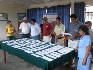 Integrantes JUSAL, Piura (Archivo IM)