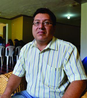 Ing. Eduardo Castro, responsable del área de evaluacióndel Instituto de Montaña